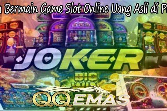 Cara Bermain Game Slot Online Uang Asli di Ponsel